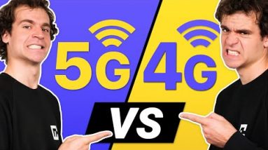 5G vs 4G REAL speed test results | Is it worth it??