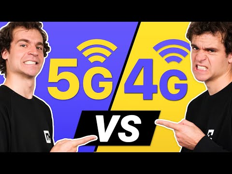5G vs 4G REAL speed test results   Is it worth it??