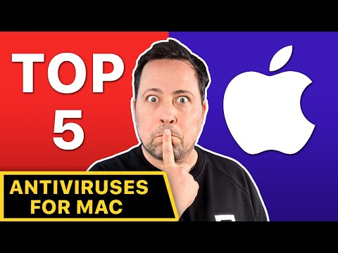 Antivirus for Mac | My top 5 recommendations for mac security