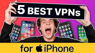 Best VPN for iPhone 2021 | The most reliable protection you can get