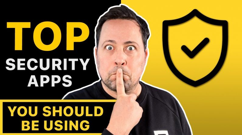 Cyber security   Online privacy with TOP apps