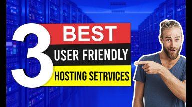 ✅ Best Web Hosting Services 2021 Review 🔥 Top 3 User-Friendly Web Hosting Picks