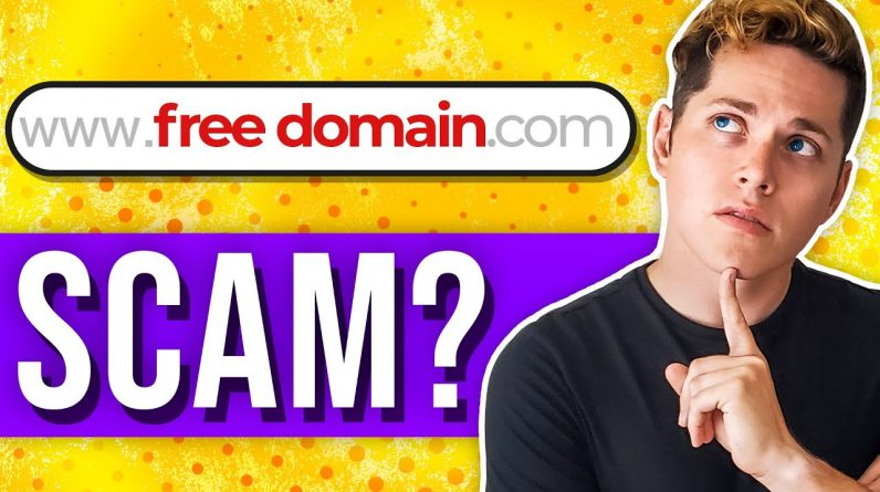 How To Get a Free Domain Name - Is It Actually Possible?