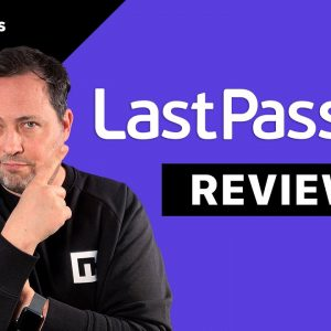 LastPass | Password managers review 2021