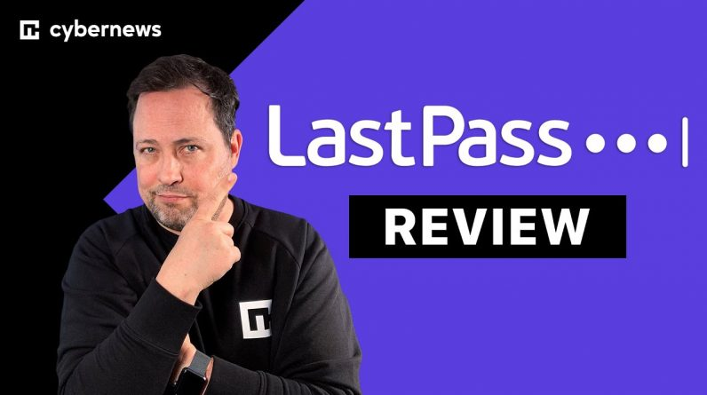 LastPass   Password managers review 2021